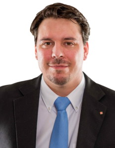 Cédric Anker - Président